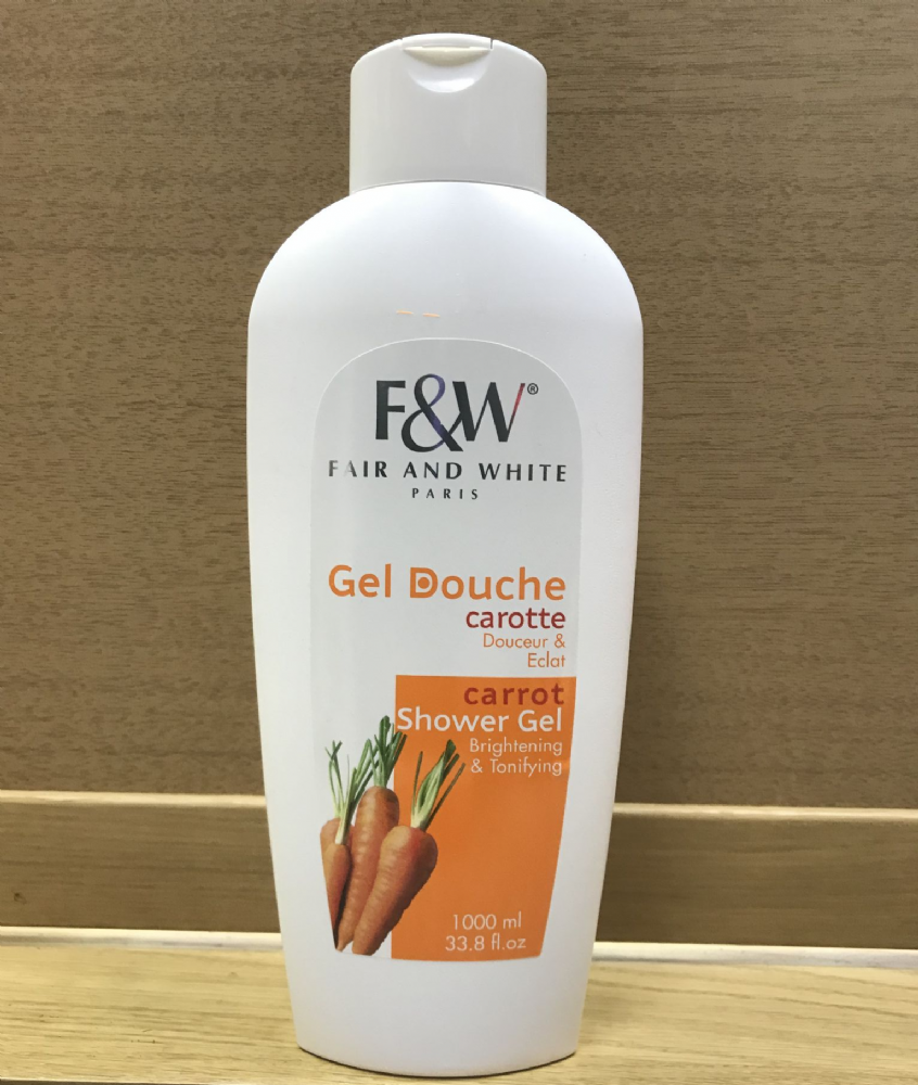 F W Gel Douche Shower Products Shower Gel Gel Sweet Fragrances
