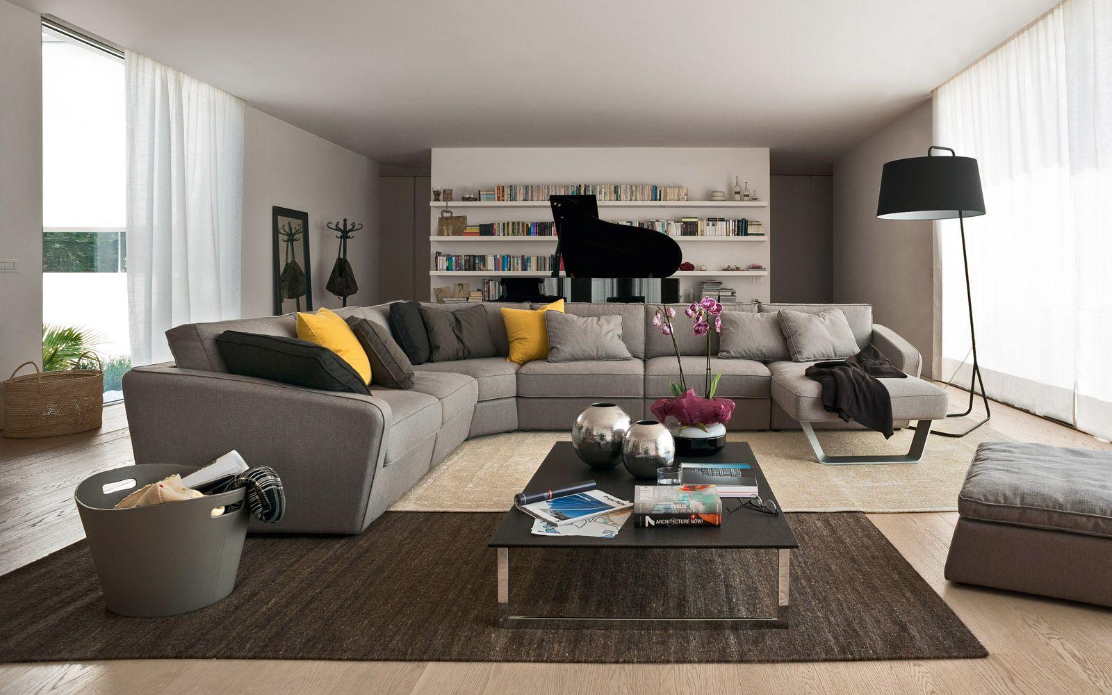 Alyon sofá de diseño pininfarina Calligaris | CS/3362 0021