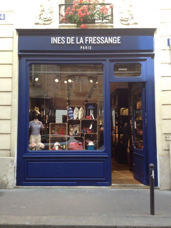 Fabuleux devanture de magasin parisien en bois - Recherche Google  YS75