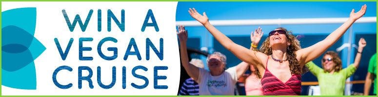 GIVEAWAY! WIN A #Vegan CRUISE for 2 aboard Holistic Holiday at Sea in 2016!