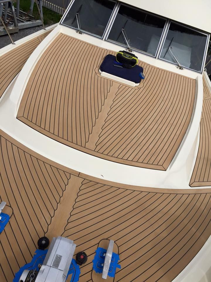 Composite Boat Decking Panels Best Material For Boat Floor Synsthetic Pvc Soft Boat Decking Boat Boat Interior Staining Deck