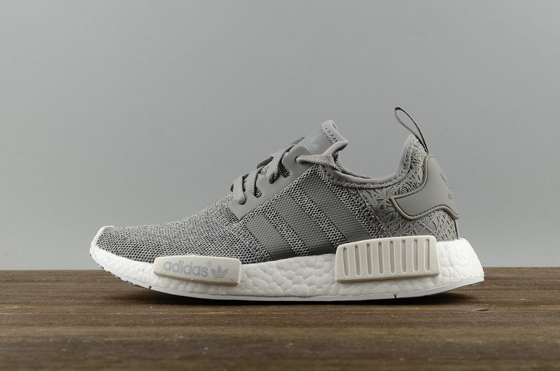 99afe1820aec2 Best Quality Adidas NMD R1 PK Jd Sports Vapour Grey White S76907 2018 Online