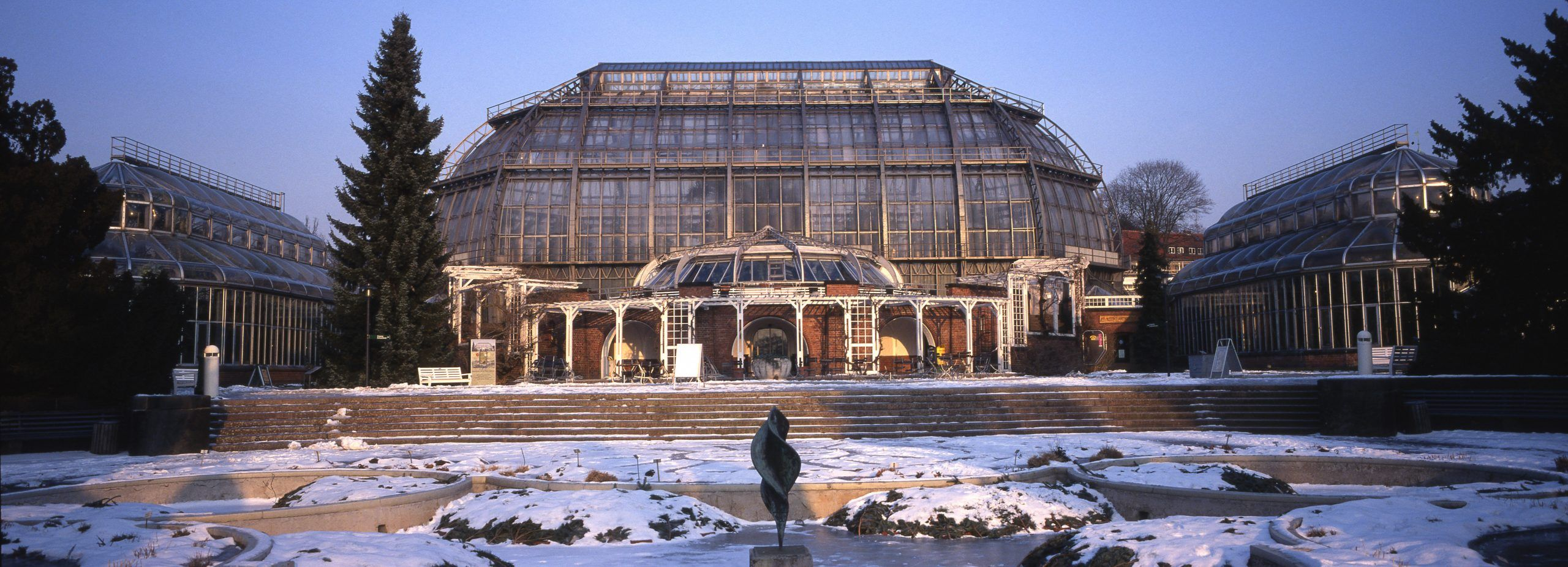 Botanischer Garten Berlin Winter Botanischer Garten Berlin Botanischer Garten Garten