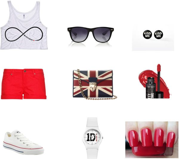 """""""Infinity :3"""" by barbara-barby-basic ❤ liked on Polyvore"""