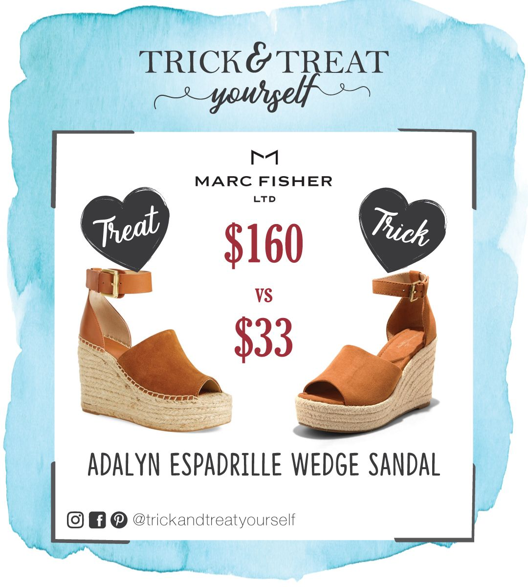 468b50c1ef323 SHOE DUPE ALERT @target Has a PERFECT dupe for the @marc.fisher Adalyn  Espadrille Wedge Sandal. @target has the Women's Emery Espadrille Sandals -  Universal ...