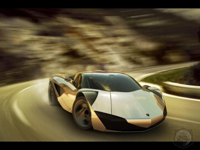 2020 Lamborghini Minotauro