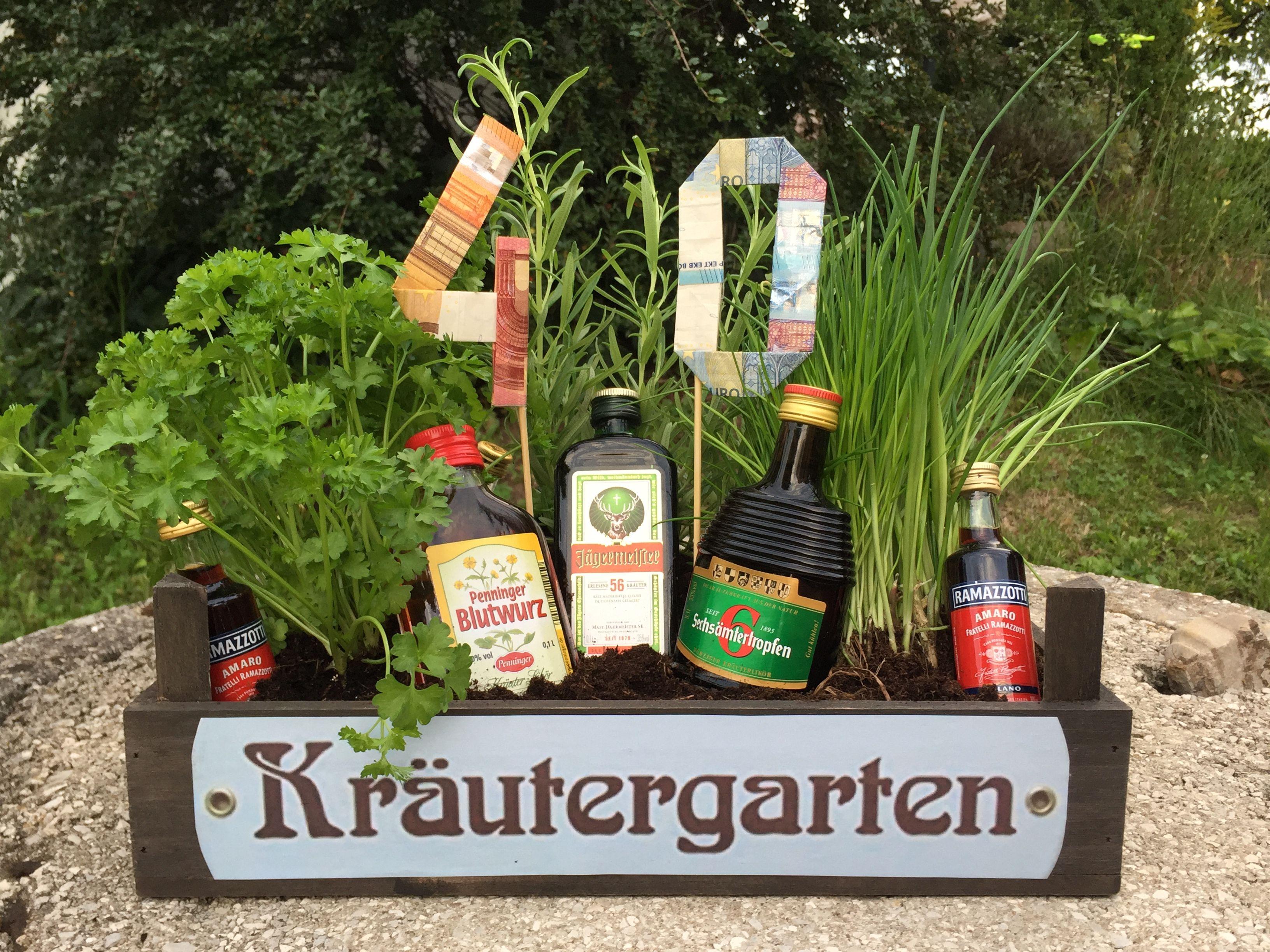 Kräutergarten #kleinekräutergärten