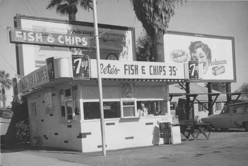 Phoenix AZ Fish, chips, Chips, Fish