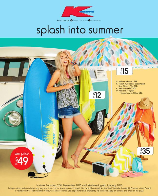 ba6d4dedb Kmart Catalogue 26 December - 6 January 2016 - http://olcatalogue.com