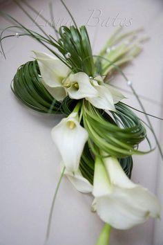 Bildergebnis Fur Tischdeko Hochzeit Calla Modern Flores De Santa
