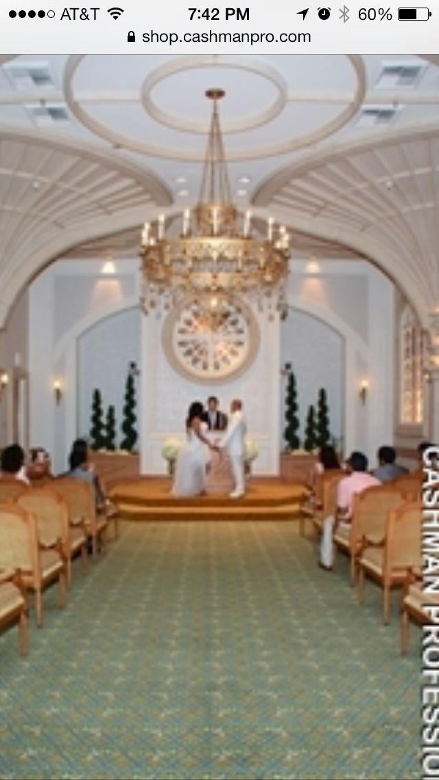 Excalibur Hotel Wedding Chapel
