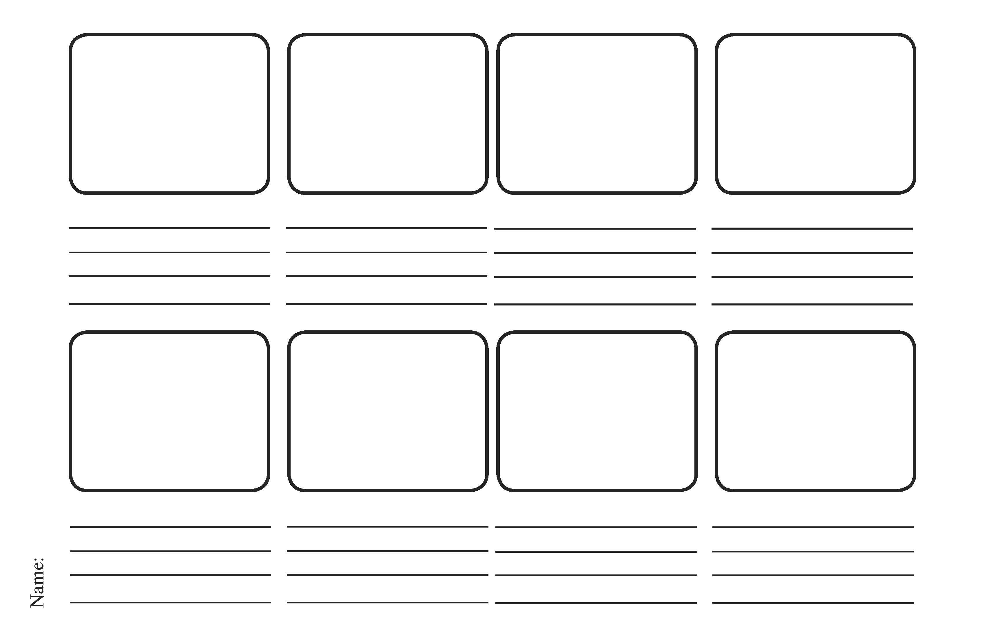 making a storyboard Every photographer needs storyboard templates and you don't need to spend a fortune on them they are so easy (and fun) to make do you want to learn how.