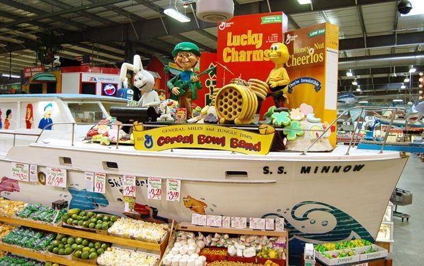 Jungle Jim's International Market   Cincinnati Style