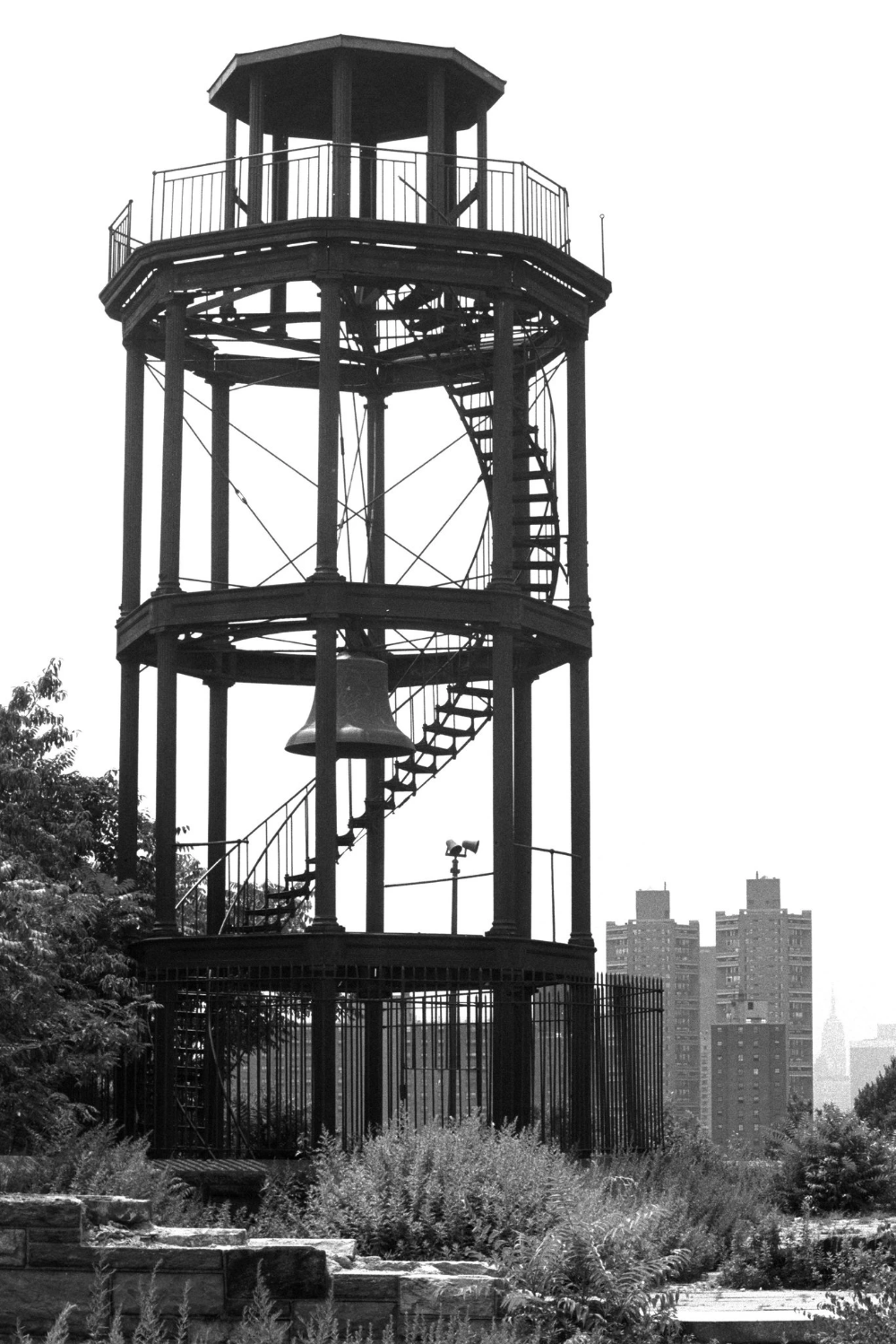 The Miraculous Revival Of The Last Fire Watchtower Built In 1856 Watch Tower Fire Building