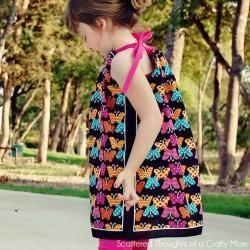 Diy No Sew Pillowcase Dress: No Sew Pillowcase Dress   Crafts for Me   Pinterest   Craft,