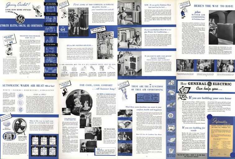 Walt Disney Characters Promoting Products In A General Electric Trade Catalog It S Fun To Live Electrically 194 Disney Magazine Walt Disney Characters Fun