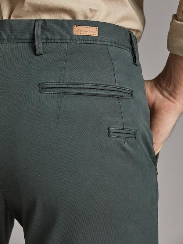 Pantalón estructura slim fit | Pantalones, Camisas de moda