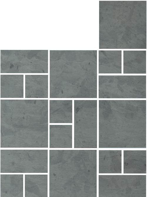 6 X 12 Grey Slate Tile Google Search