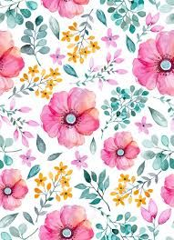 Image result for colourful flower designs drawings