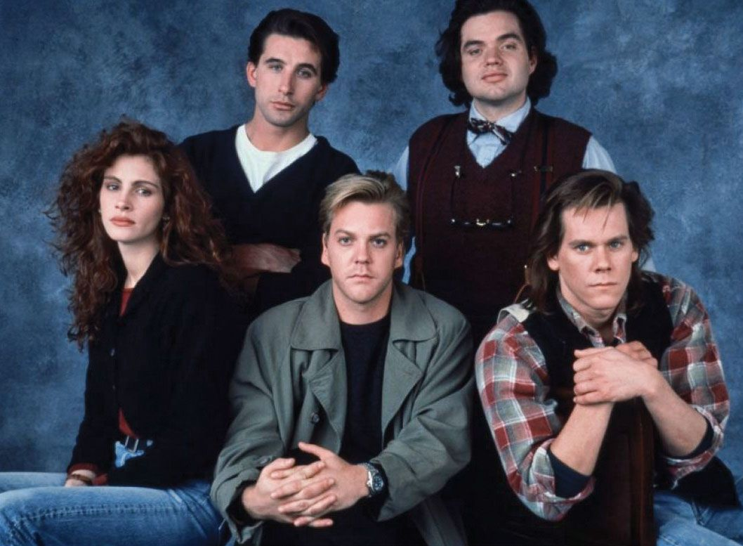 Línea Mortal, 1990 | Actors, Actrices, Carteles de películas