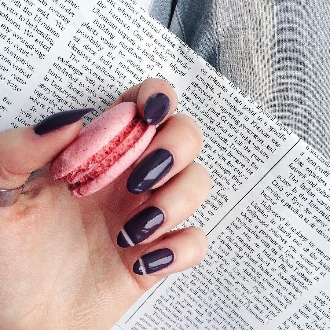Как красиво и четко сфотографировать дизайн ногтей