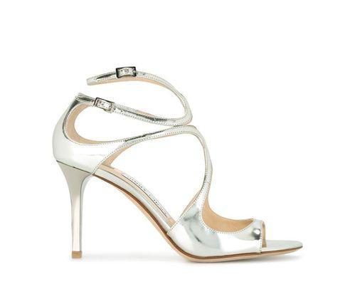 c6a1a39f2a52 sandales metallisees tendance mariage 6