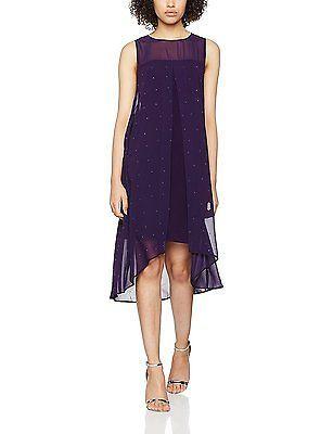 16, Purple (Berry), Wallis Petite Women\'s Split Front Dress NEW | UK ...