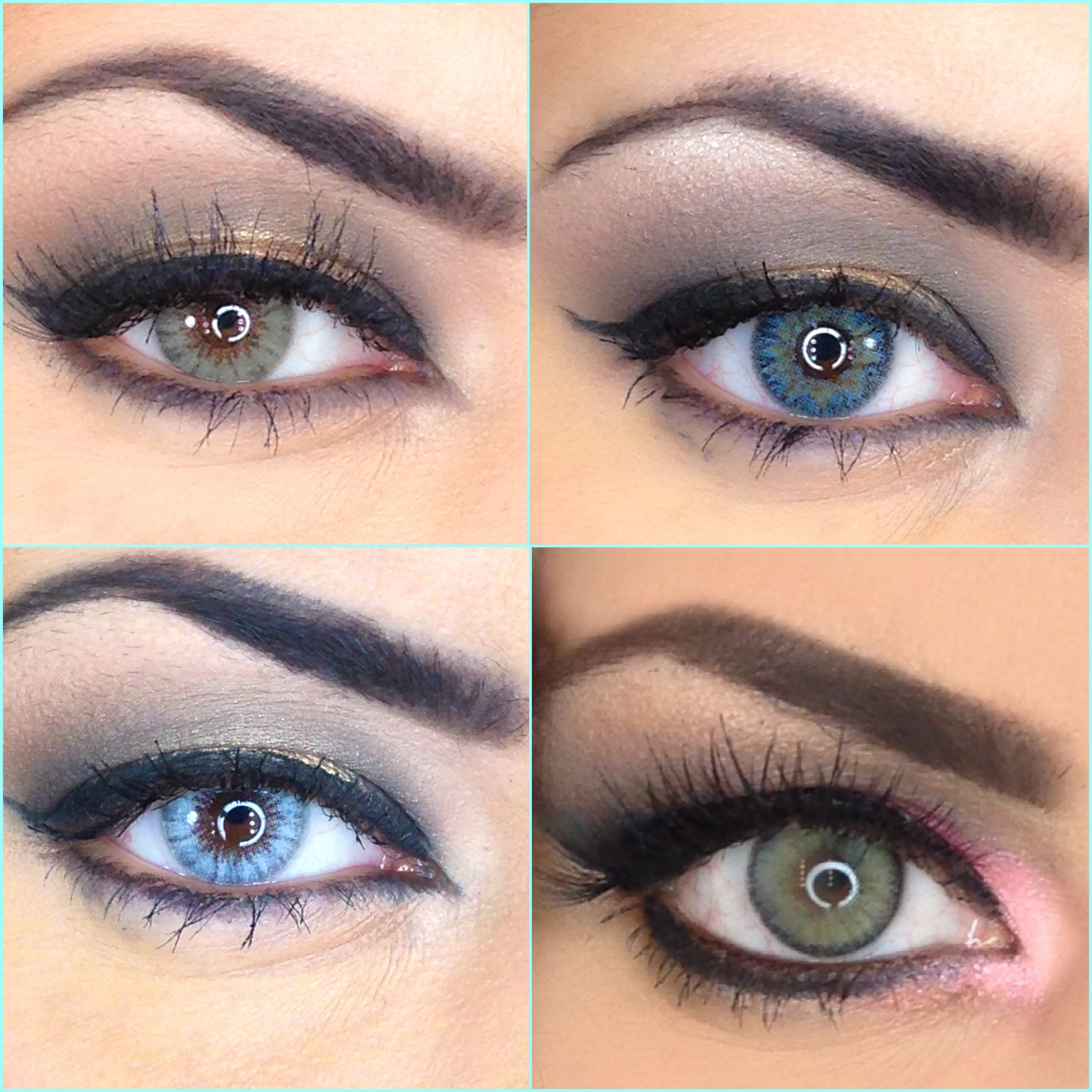 All About Colored Contacts Desio Solotica Waicon Natural Color Contacts Colored Contacts Contact Lenses For Brown Eyes
