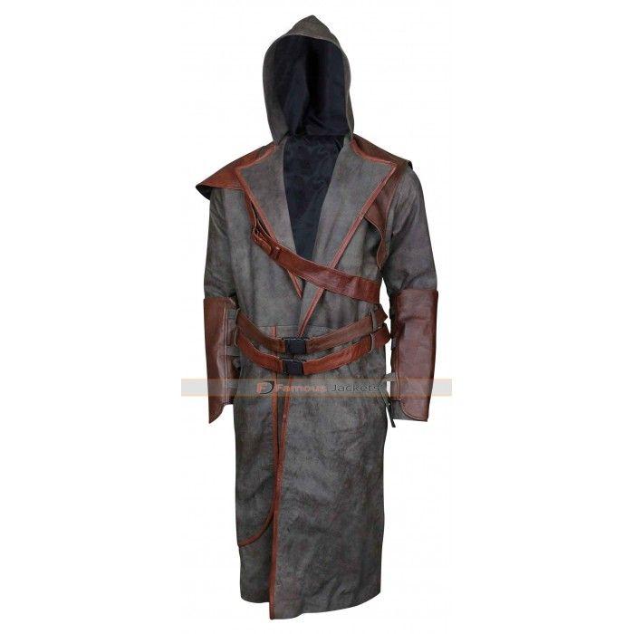Allanon Shannara Chronicles Manu Bennett Coat Allanoncoat