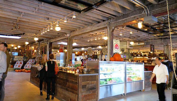 gansevoort market new york city (18) | Ideas | Gansevoort