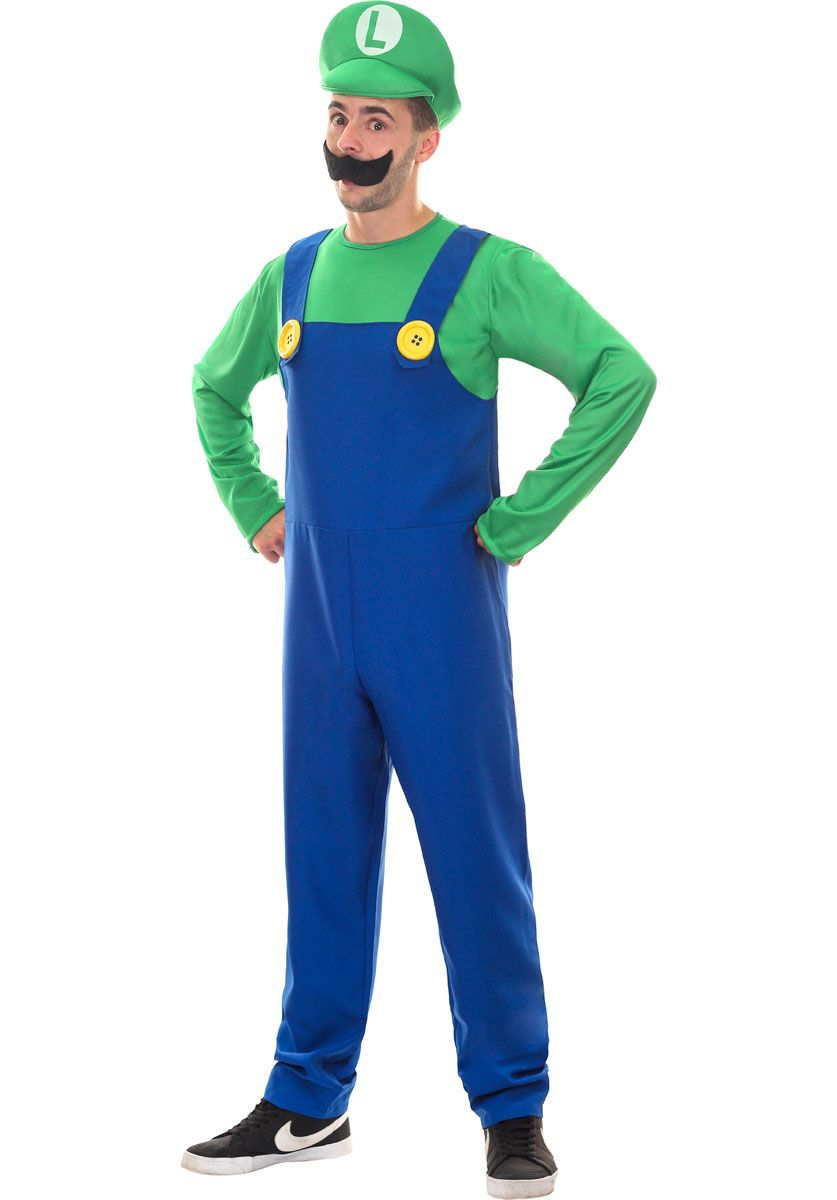 Plumber L Costume   Funny Costumes at Escapade™ UK | Sport Relief