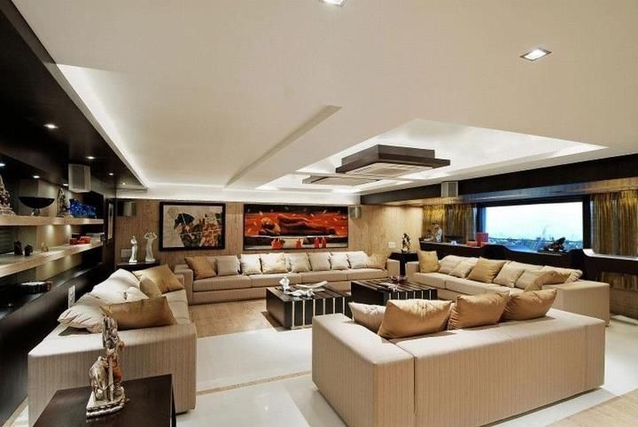 Large Living Room Very Suitable For Socialism Or Big Families