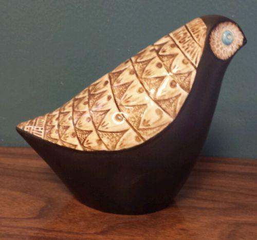 Vintage-Beswick-Moda-Mid-Century-Modern-Ceramic-Bird-2239-VERY-RARE-Harry-Sales