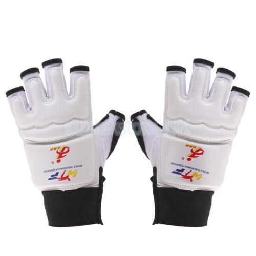 Taekwondo Gear Hand Guard Protector Tkd Muay Thai Boxing Karate