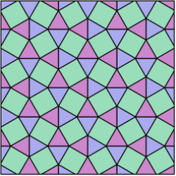 Tiling By Regular Polygons Wikipedia The Free Encyclopedia