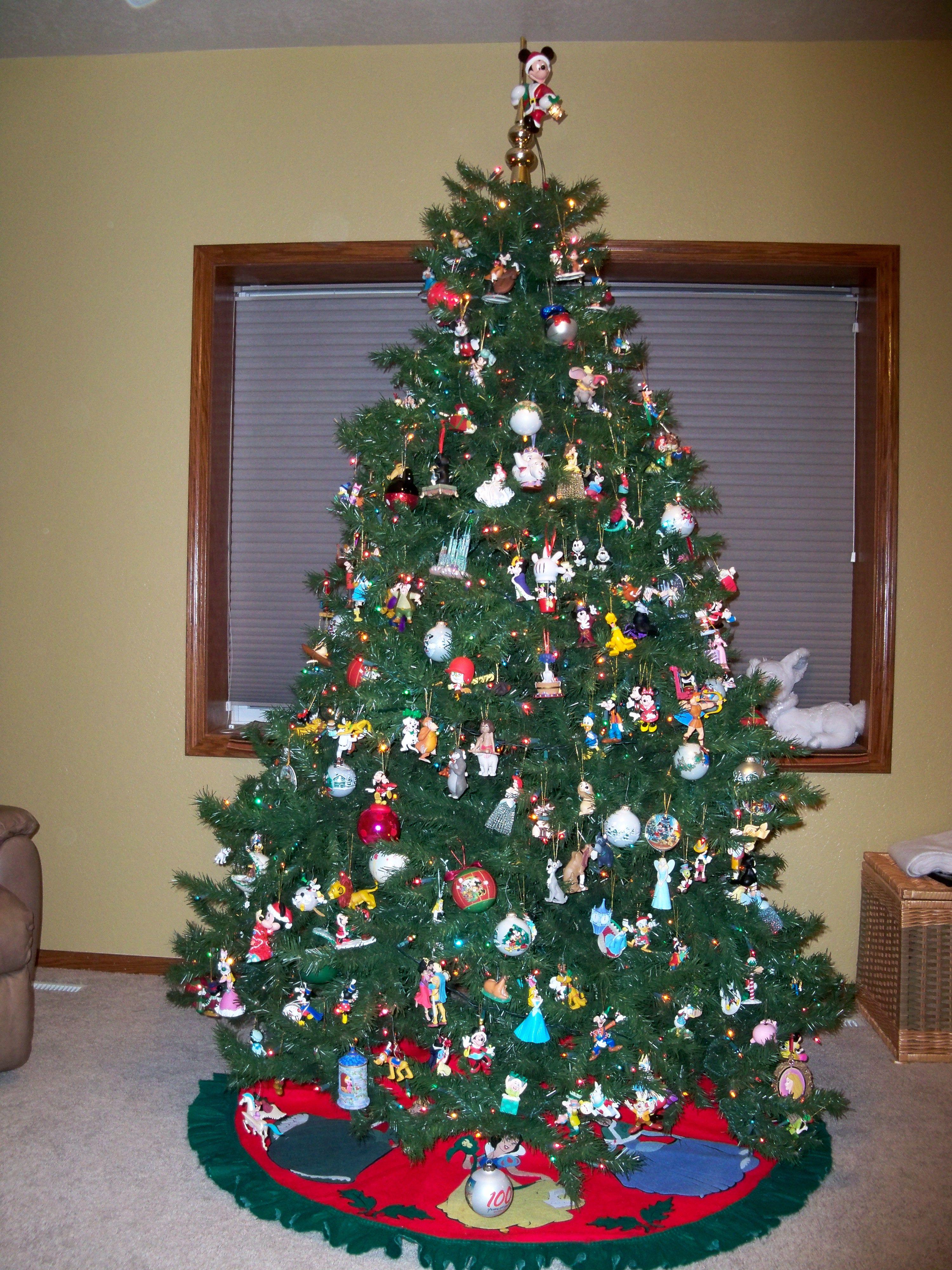 Disney Disney Christmas Tree Disney Christmas Tree Decorations Christmas Tree Decorations