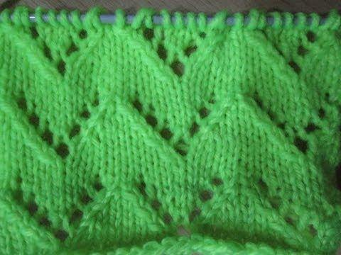 d i y tuto tricot apprendre a tricoter des jours en fleche point de tricot ajoure fantaisie. Black Bedroom Furniture Sets. Home Design Ideas