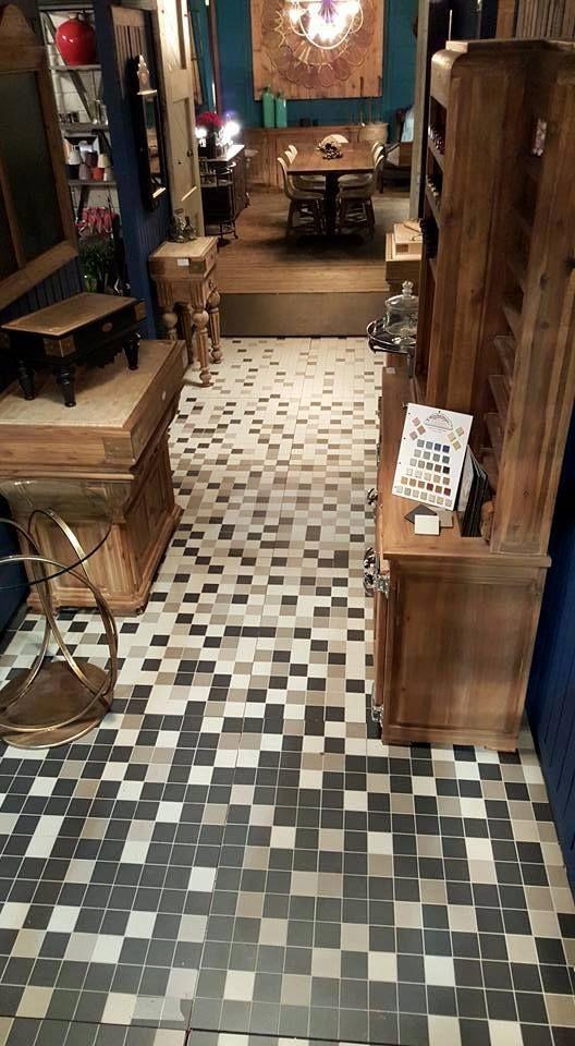 Winckelmans Fliesen winckelmans gradient tiles at maison objet 2016 terrazzo