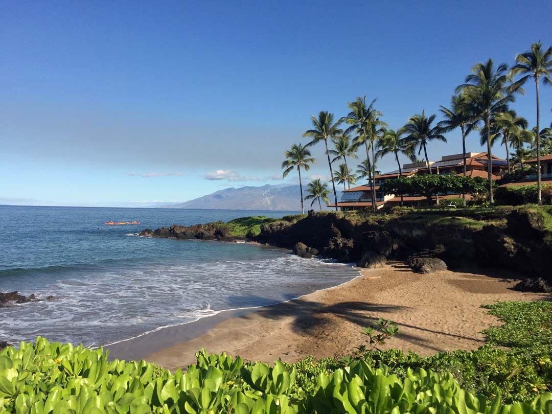 Makena Surf South Beach Maui Vacation Condo Vacation Rentals Surfing