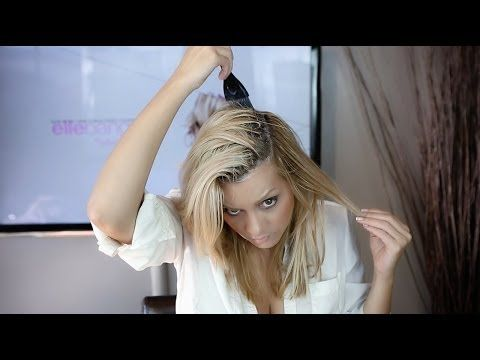 diy the high lift root touch up technique youtube 12n blonde hair pmusecretfo Gallery