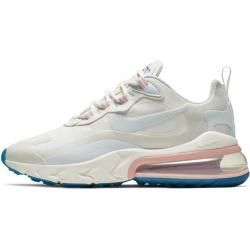 Photo of Nike Air Max 270 React (American Modern) Women's Shoe – White NikeNike