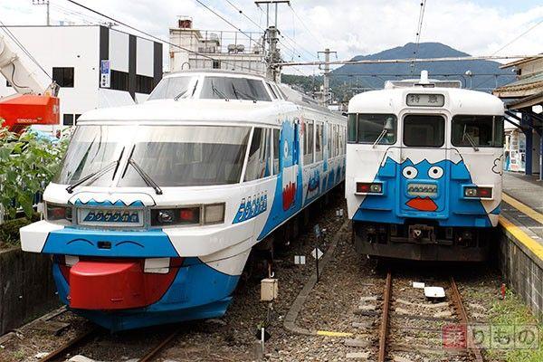 国鉄の急行形直流電車、終焉へ 生き残りの「フジサン特急」2月引退 | 乗りものニュース