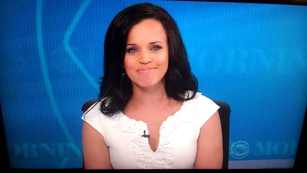 anne-marie green is the anchor of cbs news' early morning