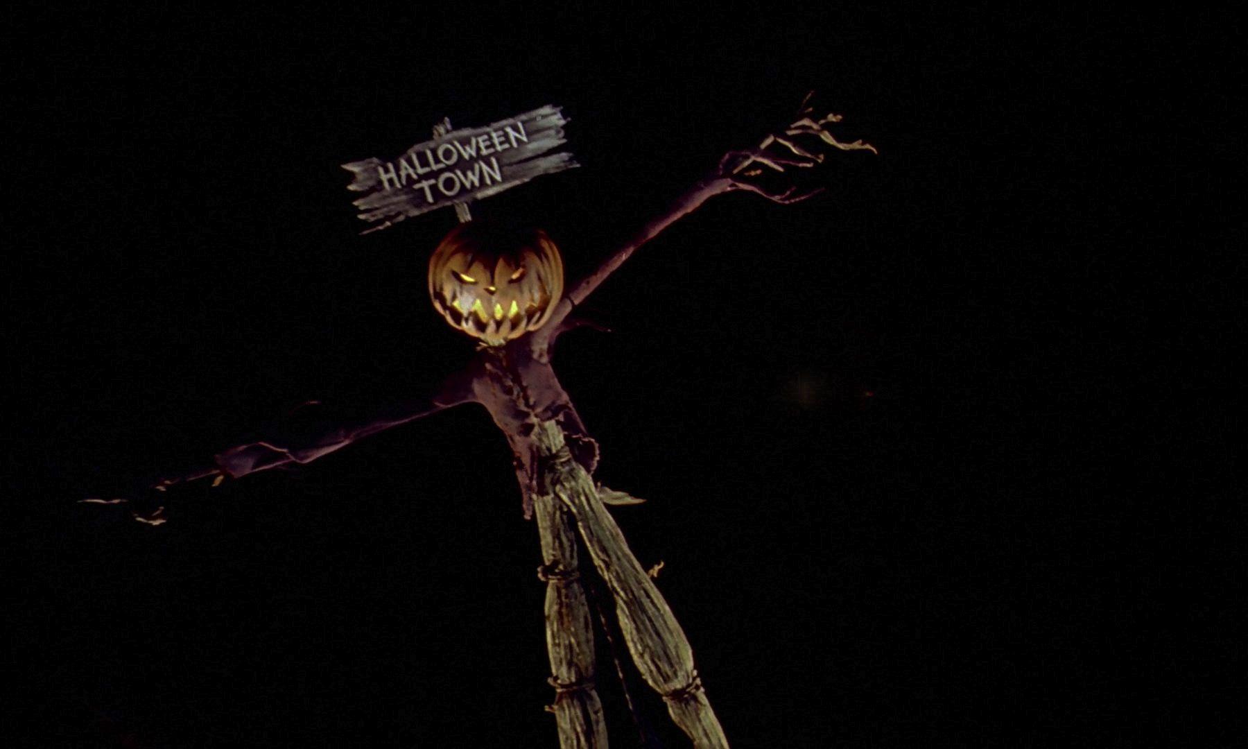 Nightmare Before Christmas (Halloween Town Scarecrow) | Disney ...