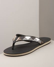 4fdd7ca05b7 LOVE the Burberry flip flops. So cute and only  195.00 hahahaha ...