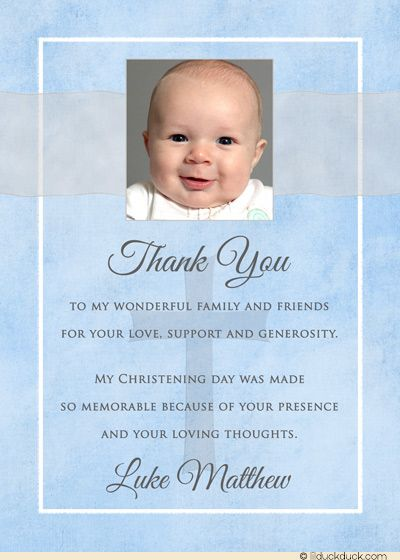 Lilduckduck Com Christening Thank You Cards Thank You Card Wording Christening Cards