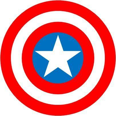 Escudo De Capitan America Para Imprimir Buscar Con Google