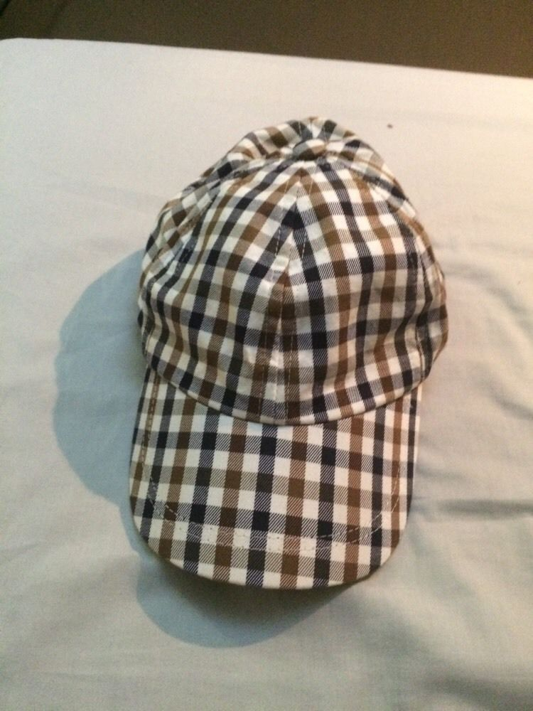 Aquascutum Cap This Hat Has Been In My Attic Since The Day