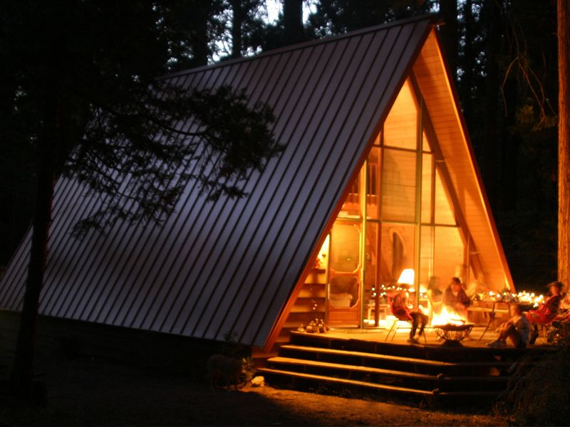 Architecture A Large Frame Cabin Modular Log Homes