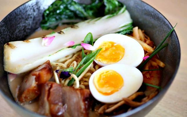 Over the last year, ramen has become a source of foodie fiending in Dallas and, most recently, Fort Worth and Addison. Here's where to canoodle some Japanese noodle soup. Tanoshii Ramen The city's first proper ramen house sees the noodle soup as an art , serving classic tonkatsu along ...